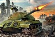 かっこいい戦車の絵