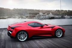 世界初チタン製スーパーカー「ヴルカーノ・チタニウム」がペブルビーチで公開!