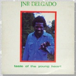 『Jnr Delgado (Junior Delgado)「Taste Of The Young Heart」』の画像