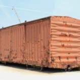 『放置貨車 ワム80000形ワム86098』の画像