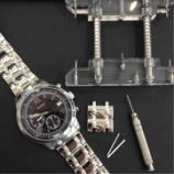 『腕時計のサイズ調整させていただきます★TIME'S GEAR みのお キューズモール店』の画像