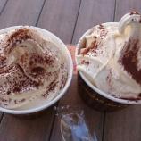 『ミニストップのソフトクリームが好き♪期間限定『フォンダンショコラ』が美味しい!』の画像