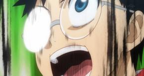 【弱虫ペダル NEW GENERATION】第9話 感想 後輩にビビられる小野田先輩【弱ペダ3期】