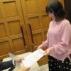 朝長美桜「HKT48に入って6年目。6回目の総選挙。立候補するか本当に悩みました。目標は、選抜」
