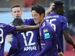 【 動画 】森岡亮太、2点決めた!計3得点に絡む活躍!アンデルレヒトに6試合ぶり勝利もたらす!
