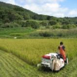 『今年も無事に収穫が終わりました』の画像