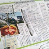 『富有柿の原木!中日新聞に掲載!!』の画像