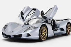 【日本発】加速力世界一のEV「アウル」発売! 1.69秒で時速96キロ 価格3億5千万円