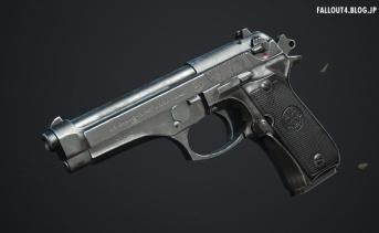 Beretta M9-FS Pistol (92FS)