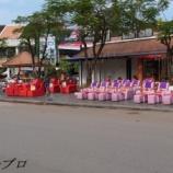 『カンボジア シェムリアップ旅行記23 チョムリアップ・リーア プレアリアチアナーチャッカンプチア』の画像