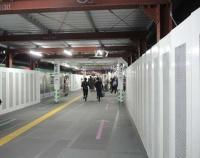 『E235系が増殖した山手線 そして渋谷と原宿の工事の様子』の画像
