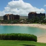 『ハワイ・アウラニディズニー旅行ブログ(No2) アウラニディズニーホテル』の画像