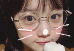 一年半ぶりに復帰した稲場愛香ちゃんが更に可愛くなっていると話題に!