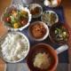 【レシピ】塩チキンソテー#作り置き#漬け焼き#簡単#お弁当おかず …二個弁と朝ごはん。