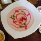『夏のインパ⑳ 大好きなドリーマーズラウンジ朝食 かわいいデザートと美味しい朝食』の画像