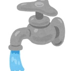 『水道の蛇口の構造と漏水』の画像