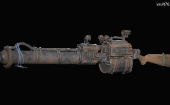 レールライフル(Railway rifle)
