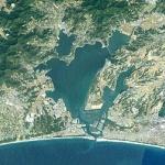 【静岡】浜名湖に謎の巨大生物? 湖西・新居漁港で目撃