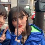 『さやえんどうの2ショットかわえええ!!! カメラ付き傘すげえええ!!!【乃木坂46】』の画像