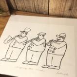 『kockaさんの個展に行ってきました、のはなし』の画像