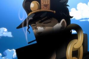 アニメのジョジョの最新話で承太郎ボカシも無しで普通にタバコ吸ってたね【第3部30話】