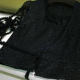 『フルオーダーDress&Jacket のジャケットを製作中。』の画像