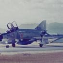 航空自衛隊 第305飛行隊 F-4EJ ターゲットファントム