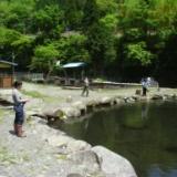 NO.6      2007.05.08(火)-奈良子フィッシングセンターとBBQ、秋山温泉 のサムネイル
