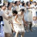 2018年 第50回相模女子大学相生祭 その3(市中パレード・中等部)
