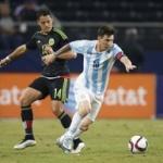 【サッカー】FIFAランキング 1位アルゼンチン、2位ベルギー、3位コロンビア 日本は・・・