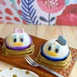 『デイジー&ドナルドのケーキでティータイム!』の画像