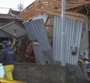「皆めちゃめちゃに…」ガス爆発で住宅全壊2人けが 郡山市