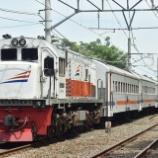『急行Gaya Baru Malam Selatanにリニューアル冷房K3連結開始(12月1日~)』の画像