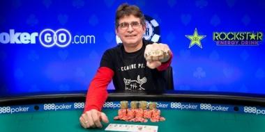 【音楽】スティーヴ・アルビニ、ポーカー世界大会のイベントで優勝