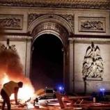 『フランスの150万人抗議デモ❗️年金改革問題とは?』の画像