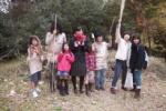 『原始人の生活をしよう!』~植物園でプロモーション撮影編@かたのカンヴァス~