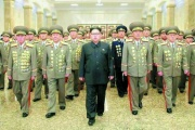 【ビビリデブ】北朝鮮金正恩 平壌市民60万人に避難指示命令 金正恩も雲隠れ準備か?