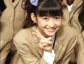 博多華丸の次女はアイドル、さくら学院の岡崎百々子だと判明wwwww