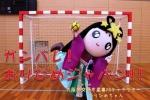 ハンドボール女子日本代表の愛称が『おりひめジャパン』になったぞ!おりひめちゃんが遂に国際キャラクターになるかも!