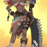 サムスピ新作に完全新規キャラの女海賊「ダーリィダガー」が参戦!見事なデザインだと好評!