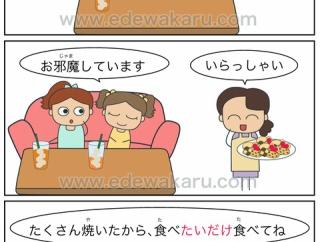 〜だけ②(VたいだけV)|日本語能力試験 JLPT N3