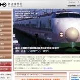 『(番外編)大宮の鉄道博物館で6月23日に一日限りのナイトミュージアムが開催されます』の画像