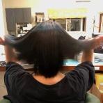 Hair room Pastelの縮毛矯正の現場日記