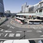 『LAOWA7.5mmF2による工事中の新横浜駅前 2019/04/24』の画像