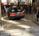 グランドオープンしたばかりの渋谷パルコにタクシー突入 運転手「車道と思い…」