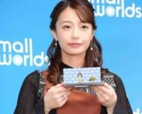 宇垣美里:エヴァ、セラムンのミニチュア世界に大興奮「コードギアスの世界に入り込みたい」