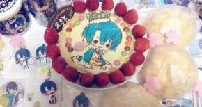 【うたプリ】今日は聖川真斗さんの誕生日!!ケーキやメロンパンが沢山!!【うたの☆プリンスさまっ♪】