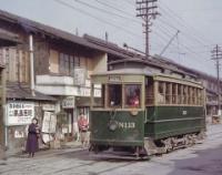 『京都市電堀川線(北野線) N電づくしのレイル No.116』の画像
