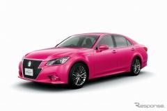 ピンク色のクラウン 販売開始 ※期間限定