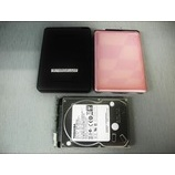 『BUFFALO製USB接続ハードディスクのデータ救出作業』の画像